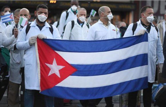 Piden desde Bélgica Nobel de la Paz para médicos cubanos