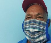 Saturnino Darromán se desempeña como secretario del Sindicato de la sucursal Esquina de Tejas, perteneciente a la Empresa Correos Habana Centro. Foto: Thalia Fuentes