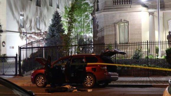 Detienen a individuo que disparó contra embajada cubana en Washington esta madrugada