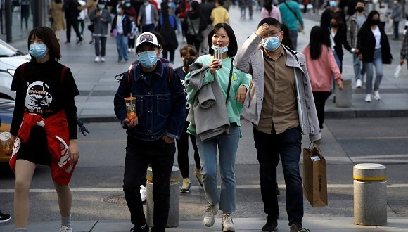China contuvo el virus y no registra ningún contagio — Buena noticia