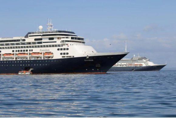 crucero Zaandam