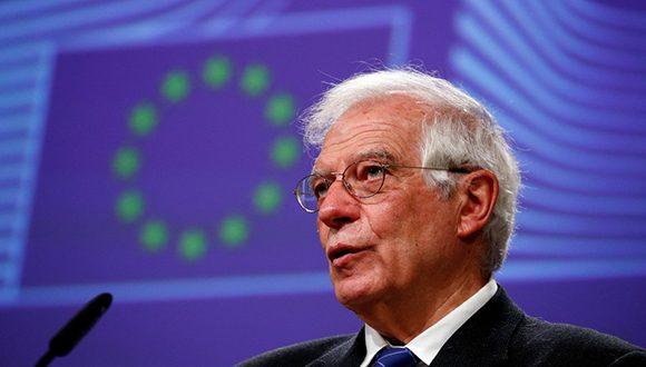 josep borrell alto representante de la UE