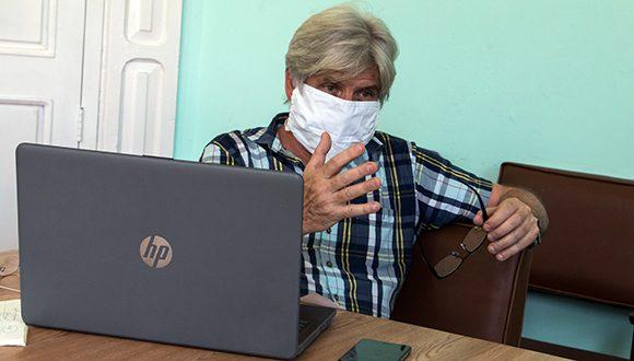 Los modelos estiman y predicen cuántas personas pueden llegar a enfermarse. Foto: Abel Padrón Padilla/Cubadebate