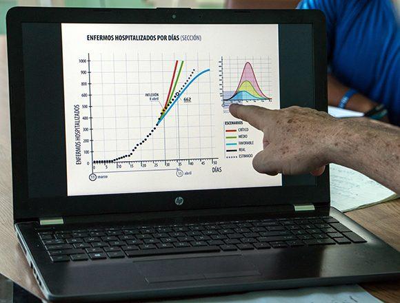 Los modelos predictivos tienen tres escenarios de probabilidad. Foto: Abel Padrón Padilla/Cubadebate