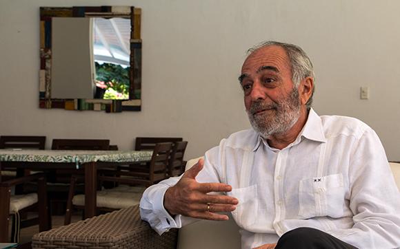 Alberto Navarro, embajador de la UE en Cuba: Las crisis fortalecen, porque se aprenden lecciones