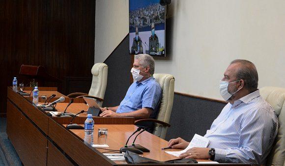 Gobierno cubano llama a no bajar la guardia en el enfrentamiento al nuevo coronavirus