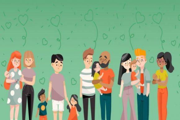 Entre familias y prejuicios, naturalizar la diversidad