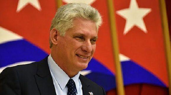 Díaz- Canel states US official tour of Venezuela is an outrage