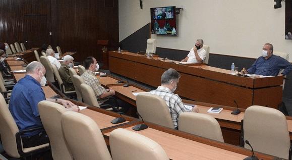 Recuperado el 93,8% de los enfermos de la COVID-19 en Cuba