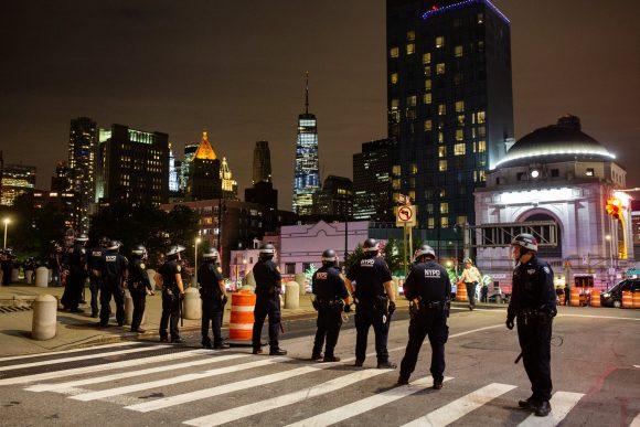 Nueva York en Toque de Queda por las protestas contra el racismo