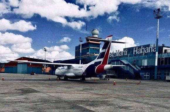 Cuba pone a punto aeropuertos para apertura de sus aeropuertos