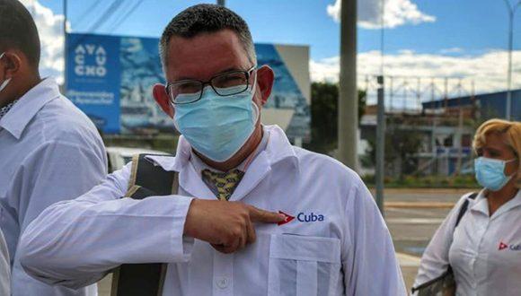 medicos cubanos perú