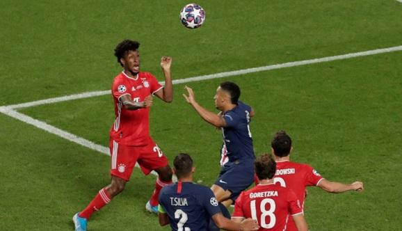 Kingsley Coman marcó el gol que dio el sexto título al Bayern Múnich en la Liga de Campeones. Foto: AS