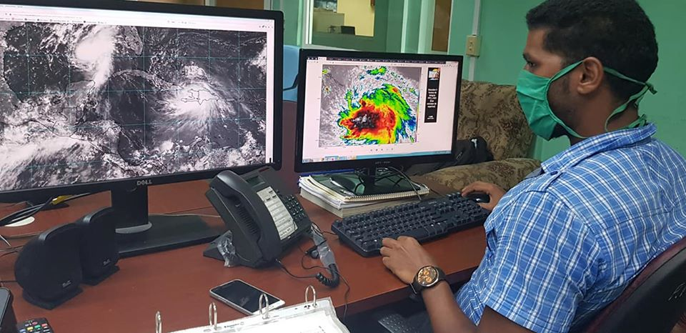 Arriba a sus 55 años el Instituto de Meteorología de Cuba