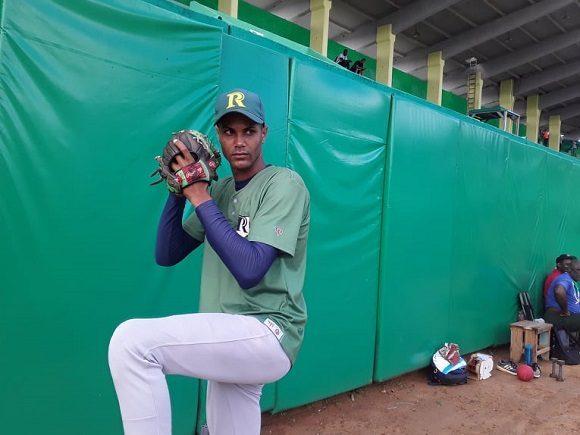 nuevo pitcher