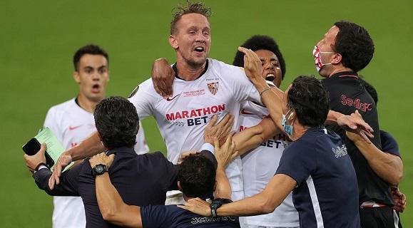 El Sevilla gana su sexta Europa League