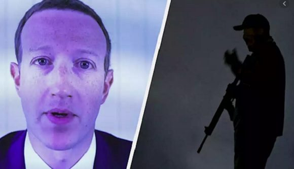 Zuckerberg reconoce error de Facebook al no eliminar página de milicia de Kenosha