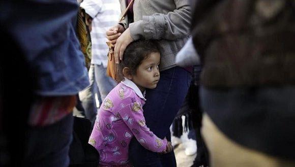 Durante la pandemia, EE. UU. ha expulsado casi nueve mil niños migrantes no acompañados