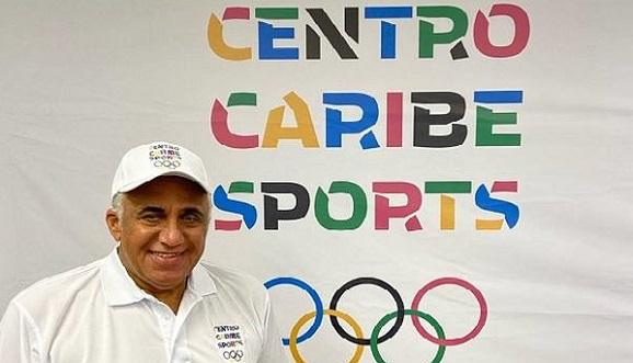 El dominicano Luis Mejía, presidente de Odecabe, explicó que el nuevo logo mantiene los colores de todas las banderas de los países y miembros asociados