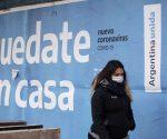La pandemia de la COVID-19 sigue expandiéndose por Argentina. Foto: BBC.