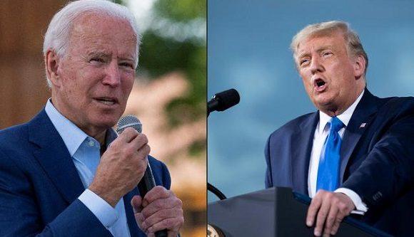 La emergencia de salud ha trastocado los elementos habituales de una campaña presidencial, dando una mayor importancia al debate. Foto: El Comercio.