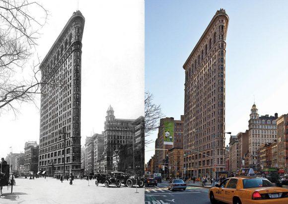 En fotos, cuán drásticamente ha cambiado el mundo