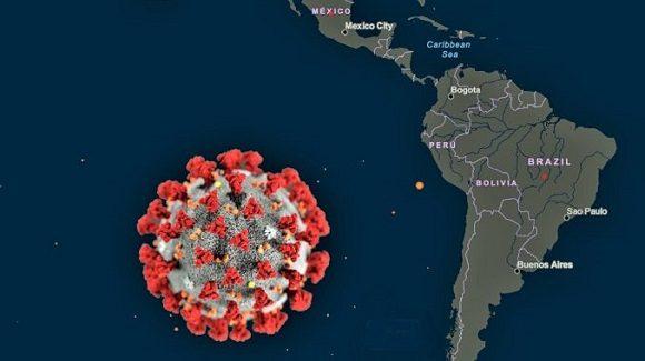 Entre los 10 países con los indicadores más negativos de la pandemia, cinco son latinoamericanos. Foto: CND.
