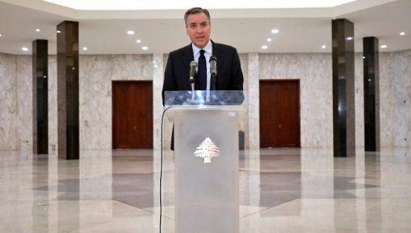 Renuncia primer ministro del Líbano antes de lograr formar un gobierno
