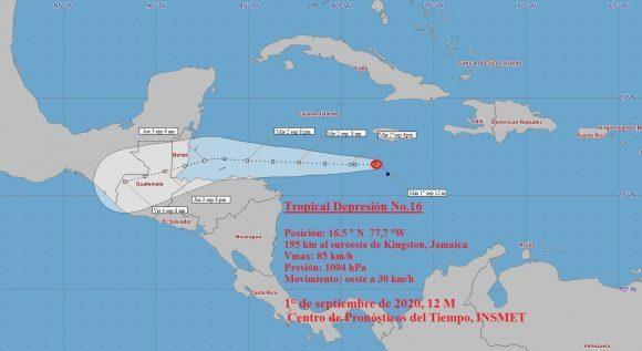 Se forman las tormentas tropicales Omar y Nanda