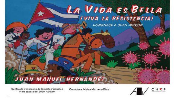 Homenaje a Elpidio Valdés y su creador en Jornada por la Cultura Cubana