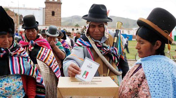 Prometen transparencia en elecciones presidenciales del domingo — Bolivia