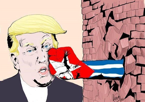 La Opinión Gráfica: Cuba vs. Bloqueo
