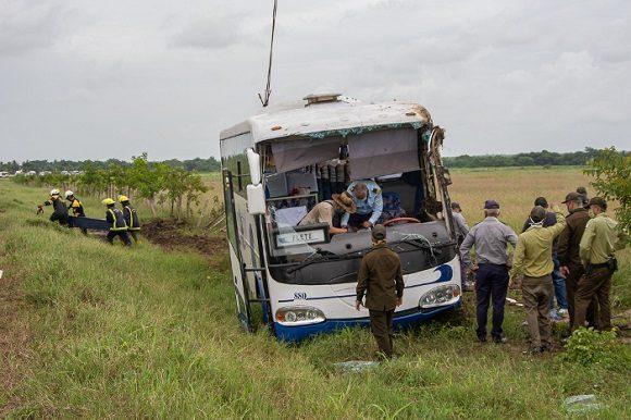 Aumentan en Cuba accidentes del tránsito y fallecidos por esos hechos