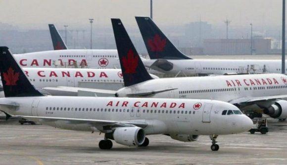 Canadá incrementa vuelos a la Isla