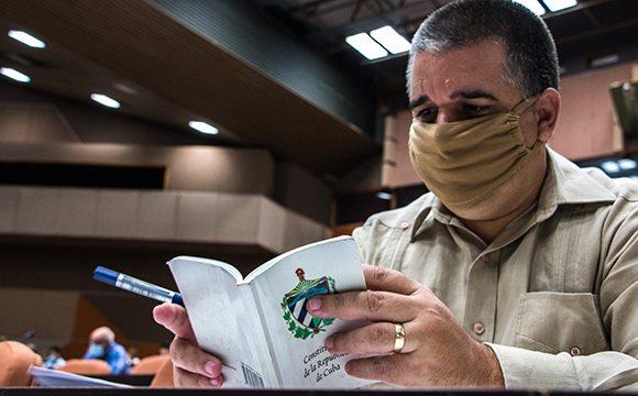 Cuba: presentan proyecto de Ley sobre atribuciones constitucionales del Presidente y Vicepresidente