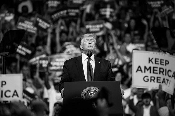 Vaticinan derrota de Trump en elecciones de noviembre