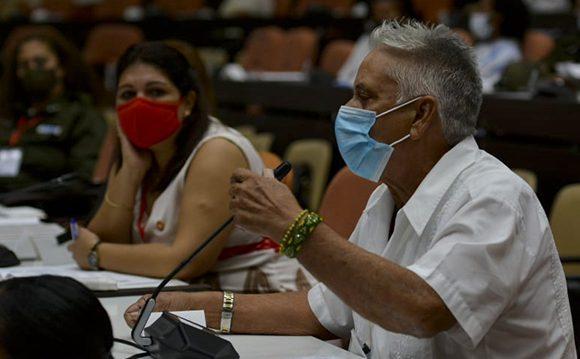 diputados cubanos asamblea