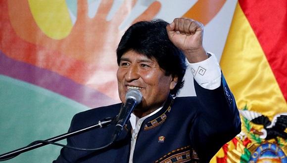 Anulan proceso judicial contra Evo Morales por supuesto fraude electoral