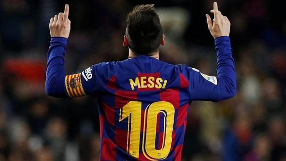 El argentino Lionel Messi ha ganado 34 títulos con el Barcelona. Foto: Fútbol total