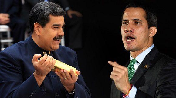 Anulan fallo que otorgaba a Guaidó el acceso al oro de Venezuela