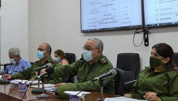 Consejo de Defensa Provincial de La Habana pide cuidar calidad del aislamiento domiciliario