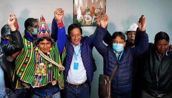 Bolivia: Correlación de fuerzas, histórica victoria del pueblo y amenaza de violencia
