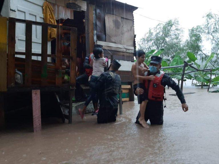 Nicaragua no reporta víctimas fatales a causa de Eta