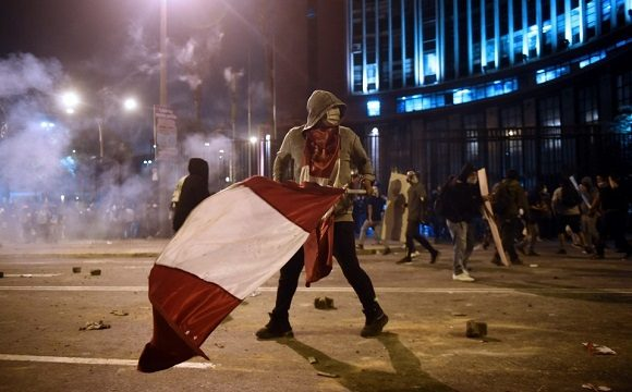 peru protestas afp