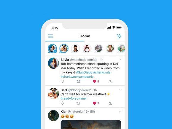 Twitter lanza Fleets, los tuits que desaparecen tras 24 horas