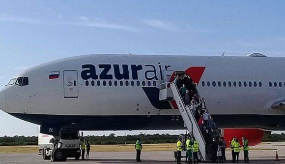 Turoperador ruso reinicia operaciones a Cuba con vuelo procedente de Moscú