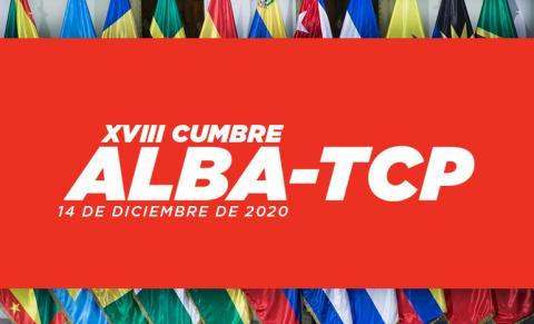 XVIII Cumbre del ALBA-TCP