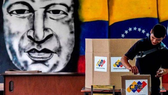 ¡Triunfó el Pueblo Venezolano!