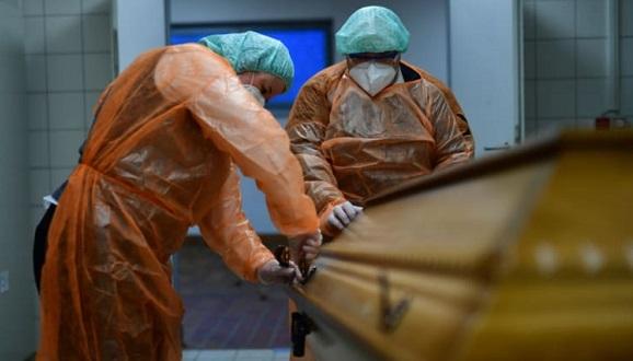 Estados Unidos continúa siendo el más afectado por el coronavirus a nivel mundial. Foto: Mundo Hispánico.