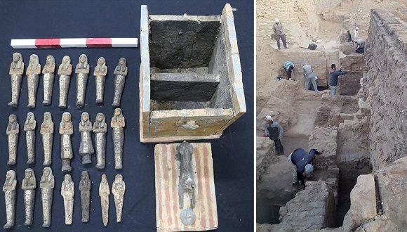 Egipto desvela tesoros arqueológicos que reescriben la historia de Saqqara